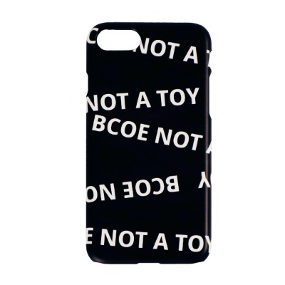 TAPING PHONE CASE black 후원 폰케이스 비코 BCOE